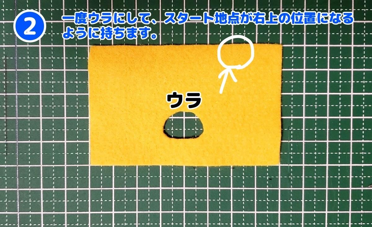 保護スーツ作り方2